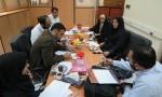 جلسه توجیهی دبیران منطقه ای